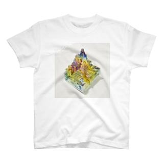 鉱物 T-shirts