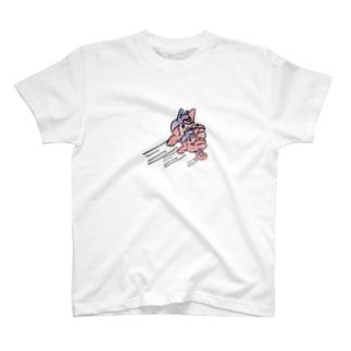 スライディング T-shirts