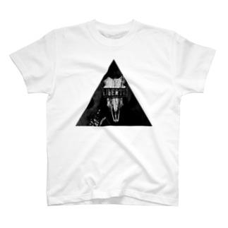 LIBERTE satanTriangle T-shirts