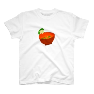 みそし*わかめのようせい T-shirts