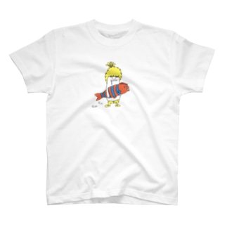 pichi pichi T-shirts