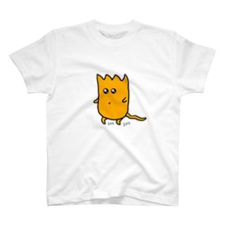 モグT(トコトコ) T-shirts