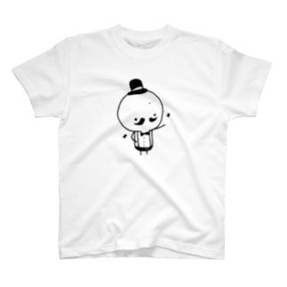 ohige シャキーン T-shirts