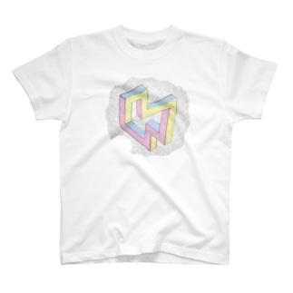 焼き鳥(はちまき味) T-shirts