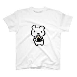 くまのクゥ T-shirts