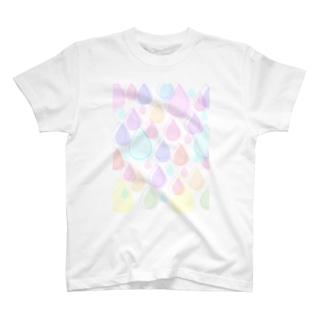 SHIZUKU CLEAR T-shirts