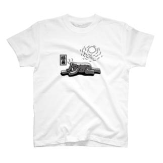 酷暑かえる T-shirts