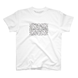 月経ジェントル公式アイテムNo.2 T-shirts