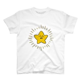 せきらら☆なほし君(シンプル) T-shirts