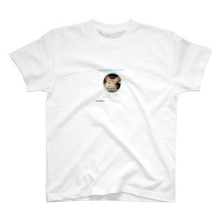 チンチラここにいますー! T-shirts