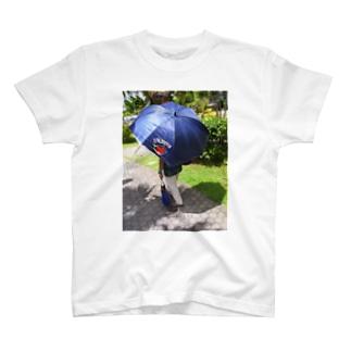 グアム 「アンブレラ」 T-shirts