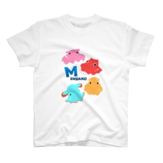 メンダコーず T-shirts
