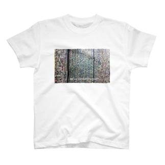 タイの缶バッチ屋さん T-shirts