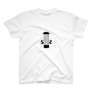 violinモチーフ T-shirts