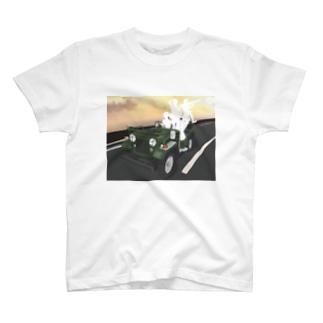 ジープ T-shirts