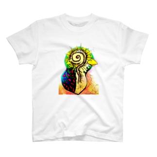 キヌアライブス君。 T-shirts