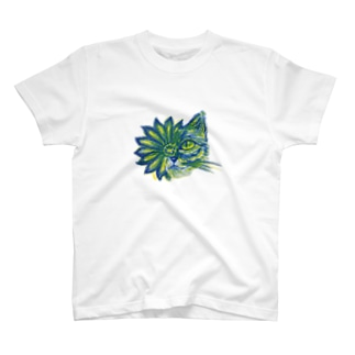猫花 T-shirts