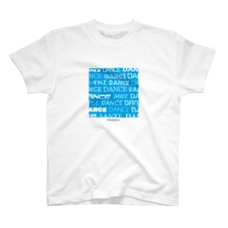 #鮮やかなダンス グッズ T-shirts