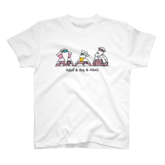 トリコロール T-shirts