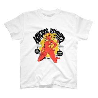 木風公子Tシャツ(悪魔・赤) T-shirts