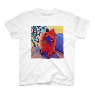 お洒落なチョコボールくん T-shirts