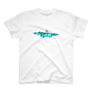わにさん T-shirts