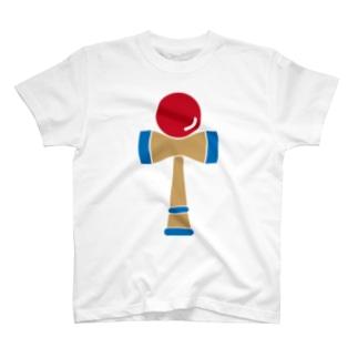 けん玉 T-shirts