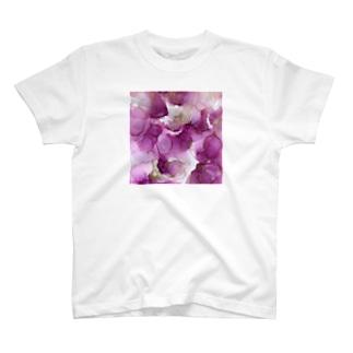 【完全オリジナル】アルコールインクアート T-Shirt