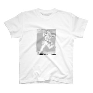 いってきまーす なトート T-shirts