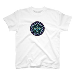 静謐−丸ver. T-shirts