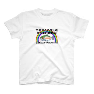 トライアングルレインボーチャリティーグッズ T-shirts