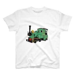 坊ちゃん電車 T-shirts