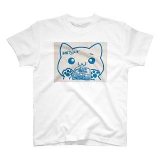 ヌコ柄グッズ T-shirts