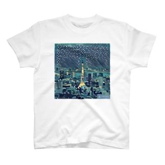 TOKYO   STOCK  T-shirts