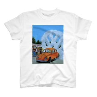 ビートル T-shirts