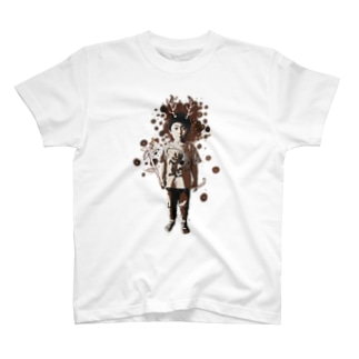 Wall Art Festival Tシャツ 淺井裕介×TONAコラボver. T-shirts