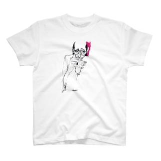 怪し気なおじさんTシャツvol.1 T-shirts