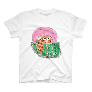 どーむねこ T-shirts