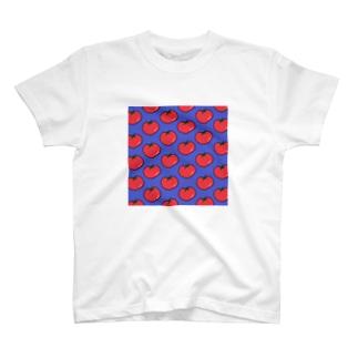トマト柄 T-shirts
