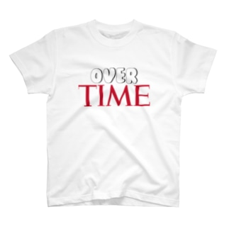 OVER TIME T-shirts