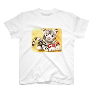 きゃっつ T-shirts