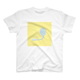 超能力スプーン T-shirts