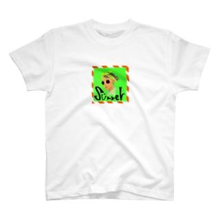 夏の女 T-shirts