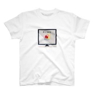 井戸からでてくるやつ T-shirts