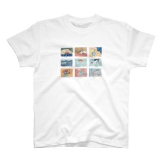 おはよう T-shirts