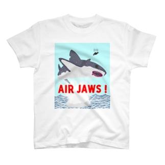 AIR JAWS! ごー!はー!…ん? T-shirts