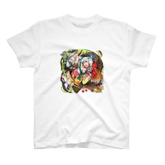 にわとりちゃん T-shirts