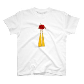真夜中のりんご T-shirts