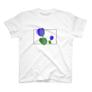 チュウリップ🌷 T-shirts