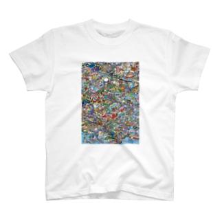 ぼくのまち T-shirts